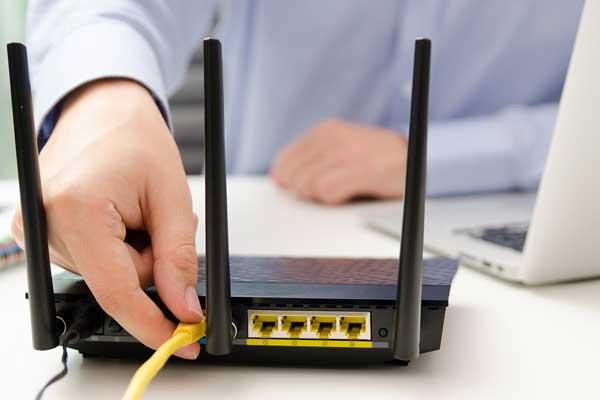 Falha de Segurança nos Roteadores WiFi